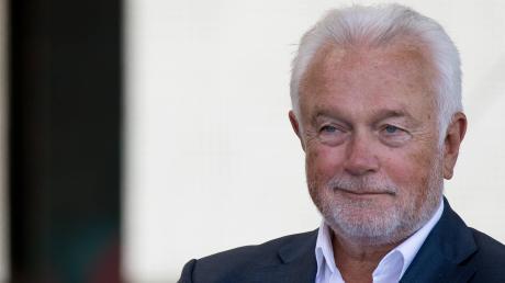 """""""Meinen Traumjob gefunden"""": Wolfgang Kubicki ist seit 2017 Bundestagsvizepräsident."""