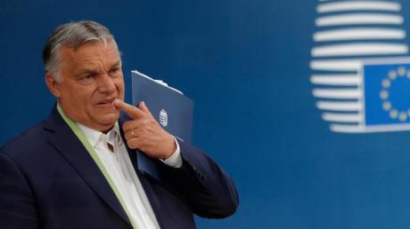 Viktor Orban, Ministerpräsident von Ungarn, hat Ärger mit der EU-Kommission.