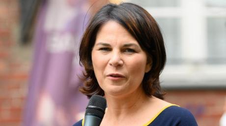 Annalena Baerbock, Kanzlerkandidatin und Direktkandidatin von Bündnis 90/Die Grünen.