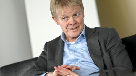 DGB-Chef Reiner Hoffmann plädiert für eine Vermögenssteuer und eine Erbschaftssteuer.