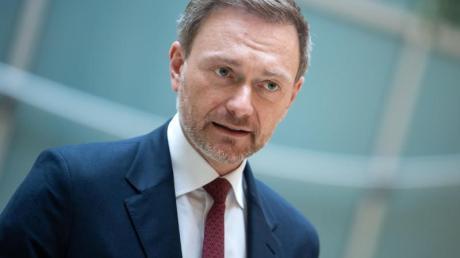 FDP-Chef Christian Lindner fordert vom Bund schnelle Hilfe für die Hochwasser-Opfer.