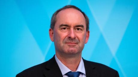 Hubert Aiwanger will mit den Freien Wählern in den Bundestag einziehen.