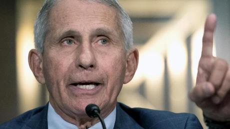 Anthony Fauci, Direktor des Nationalen Instituts für Infektionskrankheiten der USA.