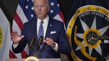 «Wir haben gesehen, wie Cyber-Bedrohungen, einschließlich Ransomware-Angriffen, zunehmend in der Lage sind, Schäden und Störungen in der realen Welt zu verursachen»: US-Präsident Joe Biden.