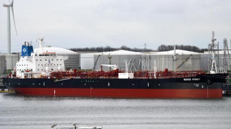Das japanische Schiff «M/T Mercer Street» ist nach Angaben der zuständigen britischen Firma im Norden des Indischen Ozeans angegriffen worden.
