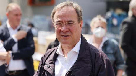 CDU-Chef Armin Laschet geht für die Union ins Rennen ums Kanzleramt.