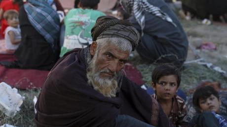 Die Zahl der Binnenflüchtlinge in Afghanistan ist seit Anfang Mai massiv gestiegen.
