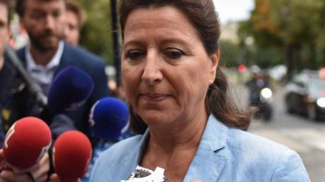 Gegen die frühere Gesundheitsministerin Agnès Buzyn wird ermittelt.