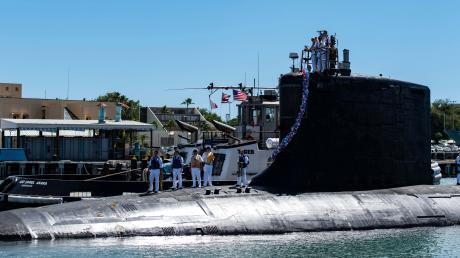 Die U-Boot-Lieferungen zur Stärkung des Pazifik-Militärpakts der USA, Großbritannien und Australien hat in Europa zu heftigen Reaktionen geführt.