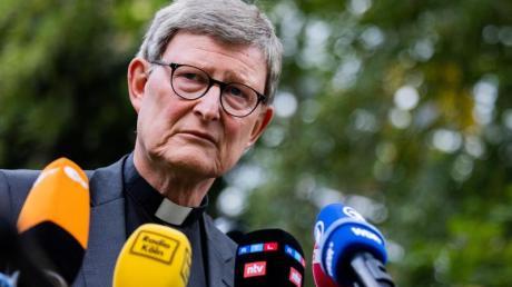 Kardinal Rainer Maria Woelki, Erzbischof von Köln.