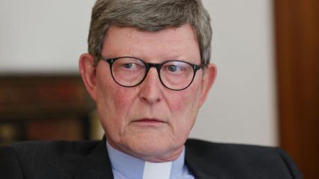 Kardinal Rainer Maria Woelki, Erzbischof von Köln, nimmt sich auf eigenen Wunsch eine Auszeit von Mitte Oktober bis zu Beginn der Fastenzeit im kommenden Jahr.