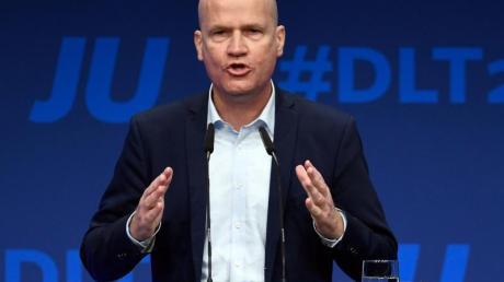 Gilt als möglicher Bewerber für die CDU-Spitze:Ralph Brinkhaus.
