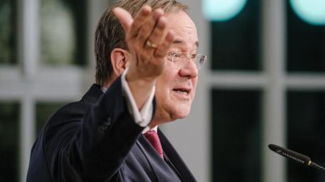 «Das Konzept der Unionsparteien von CDU und CSU hat sich bewährt»: CDU-Chef Armin Laschet.