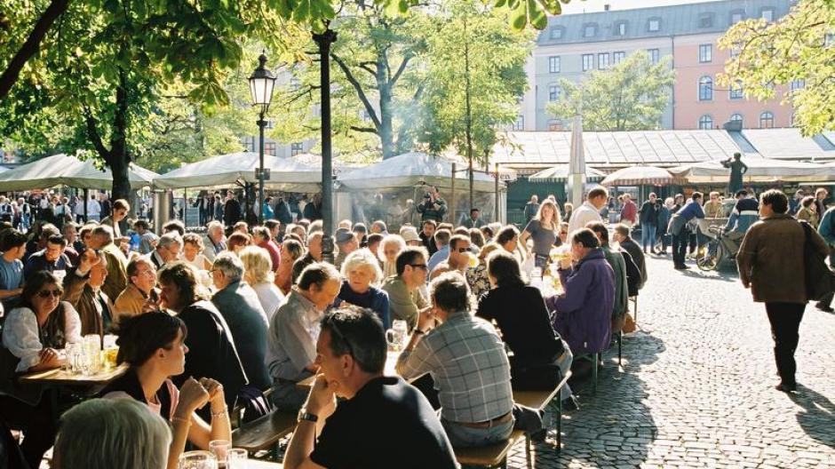 München: Geplanter Sexshop am Viktualienmarkt sorgt für
