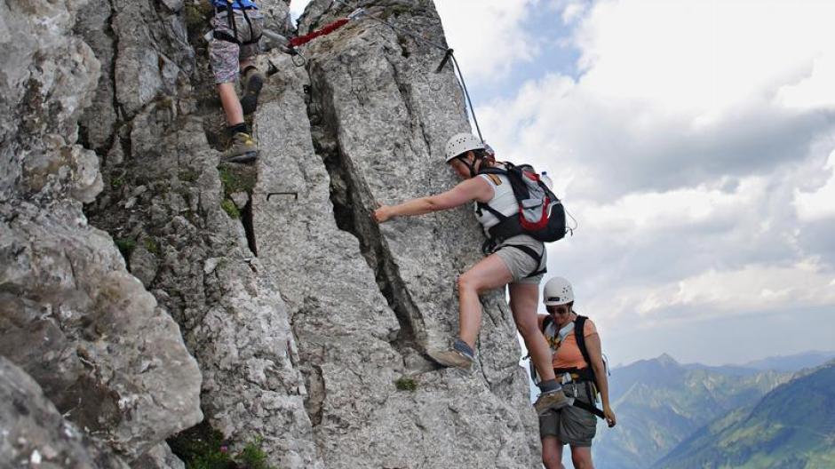 Klettergurt Ratgeber : Reisen: kletter unfälle: wenn urlauber in den alpen sterben reise