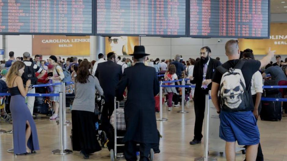 Nahost Konflikt Reiseveranstalter Sagen Israel Touren Ab
