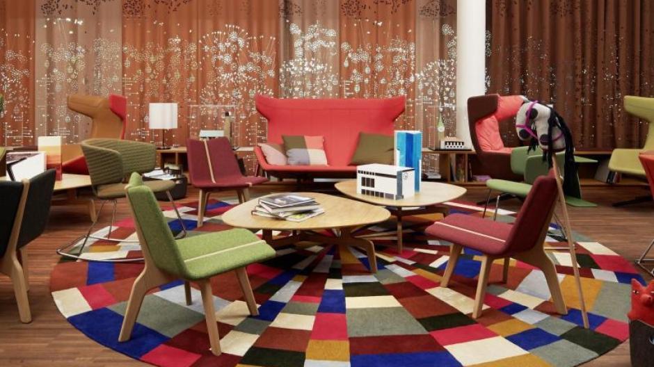 im 25hours in zurich soll eine wohnzimmer atmosphare geschaffen werden foto 25hours hotels