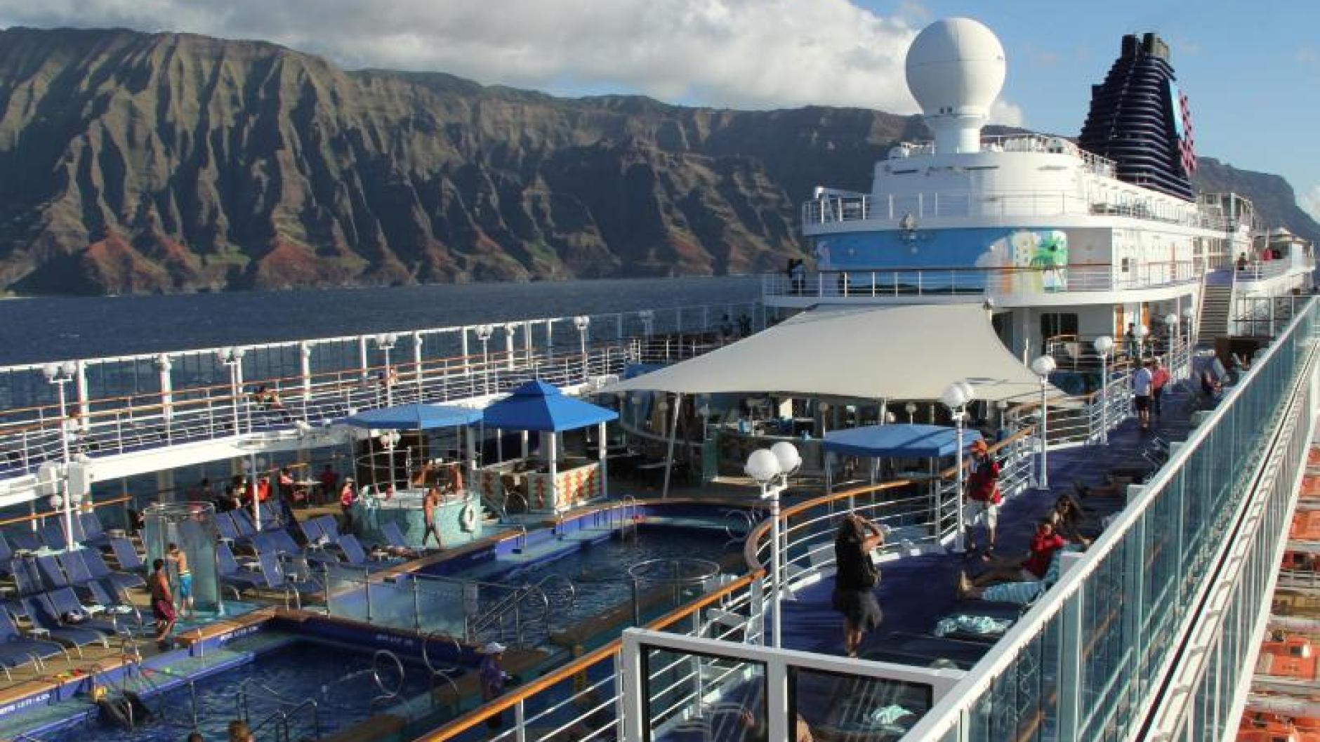 Tourismus: Was zieht man auf einer Kreuzfahrt zum