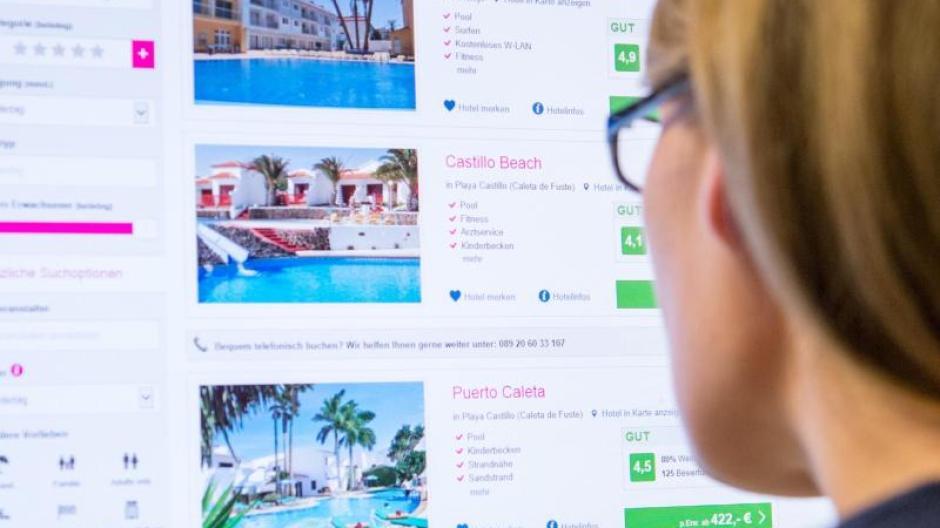 Reiseportale im Test: Online-Pauschalreisen: Beratung ist