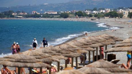 Den Robinson Club zieht es nach Kreta. Foto: Philipp Laage/dpa