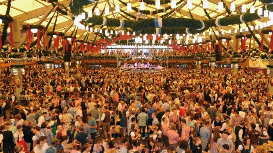 München Mit Einem LangjäHrigen Ruf Mittag Tickets Oktoberfest München Tickets