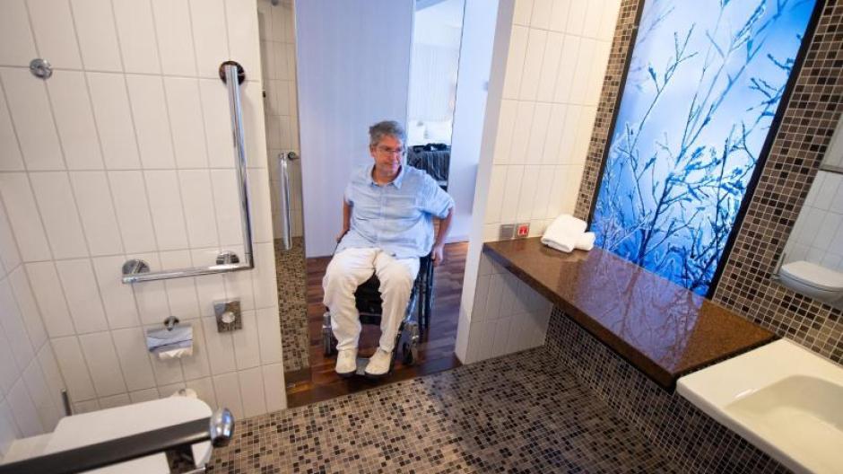 Barrierefrei Reisen: Wenn die Hotelsuche kompliziert wird - Reise ...