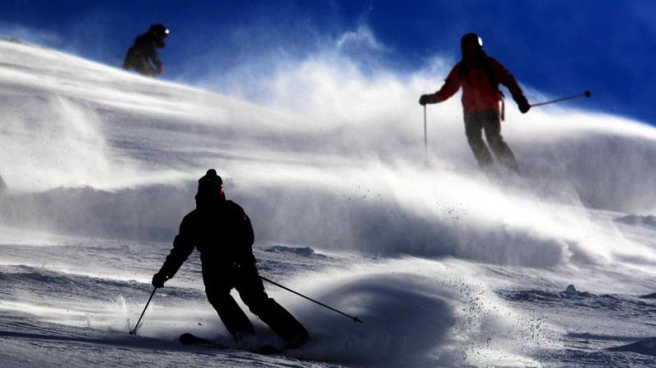 Die Skisaison im Allgäu ist in einigen Skigebieten bereits eröffnet.
