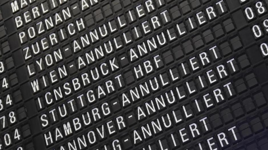 Verdi Flughafen Frankfurt Bereitet Sich Auf Warnstreik Vor