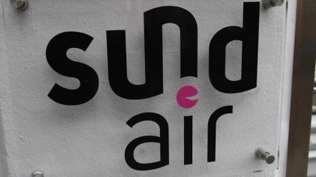 Sundair ist eine Fluggesellschaft aus Stralsund. Sie wurde 2016 gegründet. Foto: Stefan Sauer