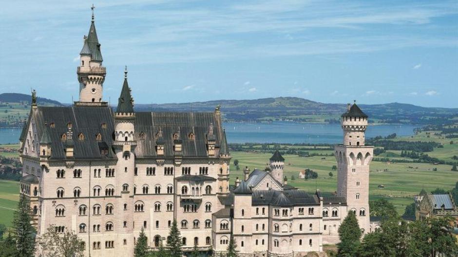 Interview Warum Ist Schloss Neuschwanstein Vor Allem Bei