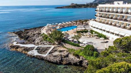 Sensimar-Hotel von Tui auf Mallorca - die Hoteliers auf der Insel gewähren in diesem Sommer kräftige Preisnachlässe. Foto: TUI