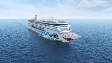 Die «Aida Mira» ist ab Ende November ein Neuzugang in der Flotte von Aida Cruises.