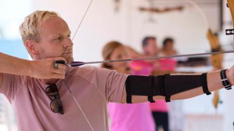 Das Angebot ist breit:In den Clubs von Aldiana können Gäste neben Bogenschießen auch viele andere Sportarten ausprobieren.
