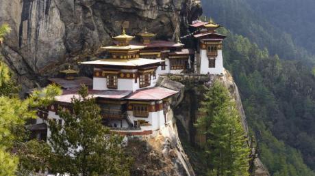 Trendziel im östlichen Himalaya: Der «Lonely Planet» hat Bhutan zum angesagtesten Reiseland im Jahr 2020 erklärt.