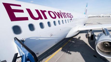 Maschinen von Eurowings steuern im Sommer 2020 von Düsseldorf und Köln/Bonn aus drei weitere Ziele in Griechenland, Italien und Spanien an. Foto: Alexander Heinl/dpa-tmn