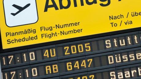 Reisende, die vor dem 1. April 2020 einen Flug buchen, müssen noch keine erhöhten Steuern zahlen.
