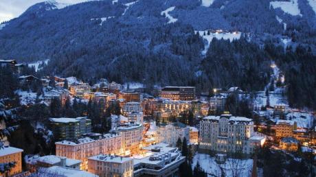 Bad Gastein mit seinen prächtigen Belle-Époque-Hotels erlebt nach zurückliegenden mondänen Zeiten einen neuen Aufschwung.