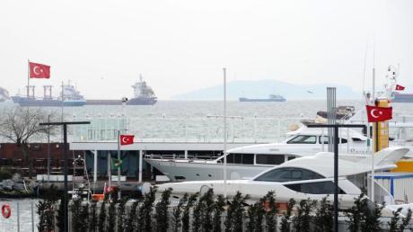 Vor der Küste Istanbuls befinden sich die Prinzeninseln. Wegen einer Tierseuche wurden die dort angebotenen Kutschfahrten vorerst eingestellt.