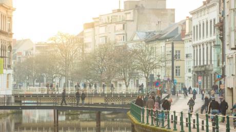 Gent ist auch im Winter eine Reise wert - und fühlt sich mitunter an wie eine Zeitreise ins alte Burgund.