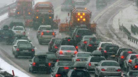 Nur auf wenigen Autobahnen ist am kommenden Wochenende mit Staus zu rechnen.