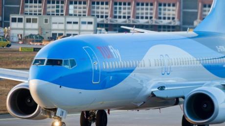 Bei Tuifly sind viele Boeing-Maschinen im Einsatz. Doch auf die 737 Max muss der Reiseveranstalter noch einige Zeit warten.