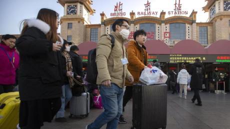 Um die Ausbreitung des Corona-Virus zu verringern, hat die chinesische Hauptstadt Peking alle größeren Veranstaltungen und Tempelfeste anlässlich des chinesischen Neujahrsfestes abgesagt.