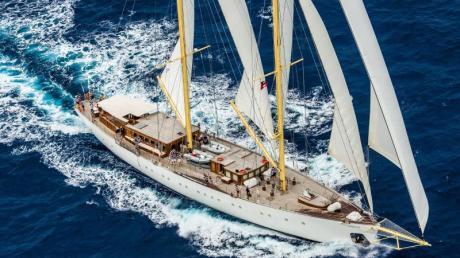 Klein, aber fein: Segelschiff des Anbieters Sailing-Classics.
