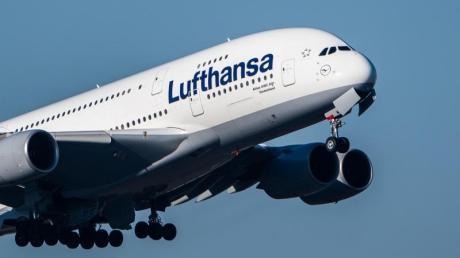 Lufthansa fliegt bis Ende März nicht mehr nach Peking, Shanghai, Nanjing, Shenyang oder Qingdao.