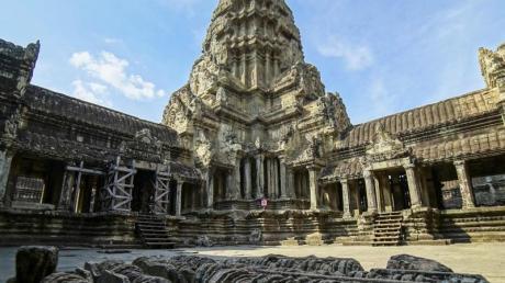 Touristen können die Tempelanlage Angkor Wat in Kambodscha jetzt für das gleiche Geld länger besuchen.