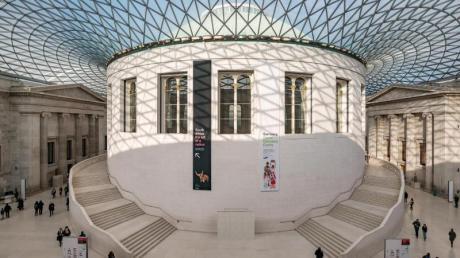 Das British Museum ist eines der angesehensten Museen der Welt.