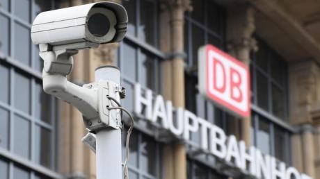 Deutschlands Station mit den meisten registrierten Straftaten ist der Frankfurter Hauptbahnhof.