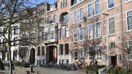 Wohnhäuser in Rotterdam: Die Stadt unterliegt ständiger Veränderung.