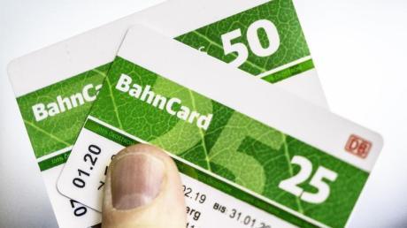 Laut eines EuGH-Urteils muss die Deutsche Bahn beim Verkauf der Bahncard besser über Widerrufsrechte informieren.