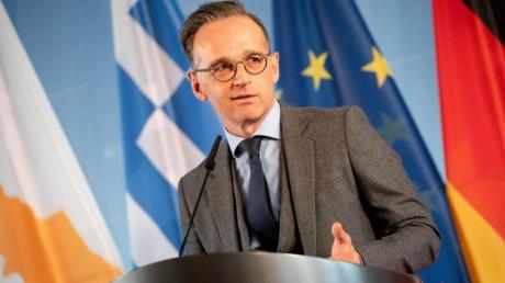 Bundesaußenminister Heiko Maas (SPD) strebt eine EU weite Öffnung der Grenzen für Touristen noch vor Sommerbeginn an.